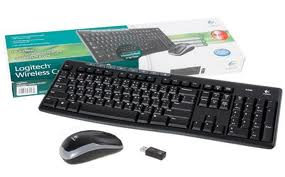 Logitech Cordless Desktop MK270 Keyboard & mouse combo retail